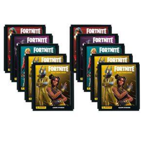 Panini Fortnite Sticker 10x Stickertüten