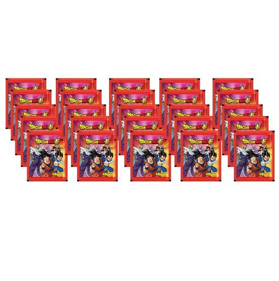 Panini Dragon Ball Super Sticker 25 Stickertüten