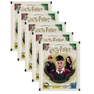 Panini Harry Potter Sticker 5 Stickertüten