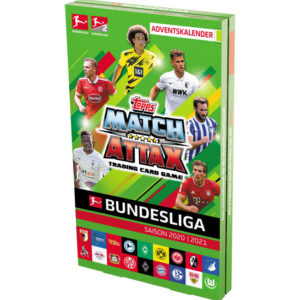 Topps Match Attax Adventskalender 2020/21