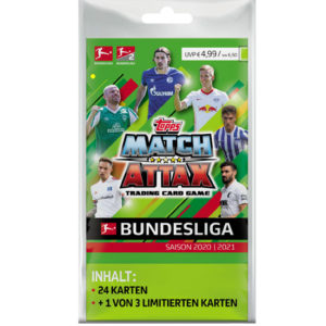 Topps Match Attax Blister