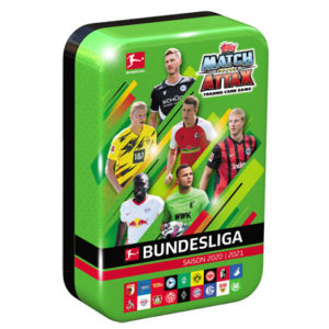 Topps Match Attax Mega Tin 2020/21