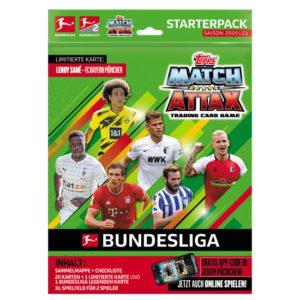 Topps Match Attax Starterpack