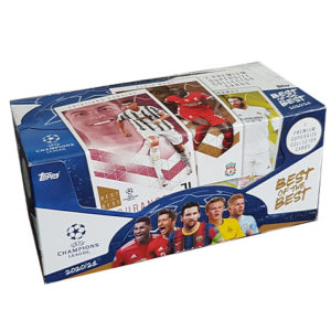 Topps Champions League BEST OF THE BEST Trading Cards Saison 2020/2021 - 1x Display je 24 Booster