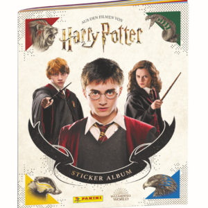 Panini Harry Potter Sticker Sammelalbum