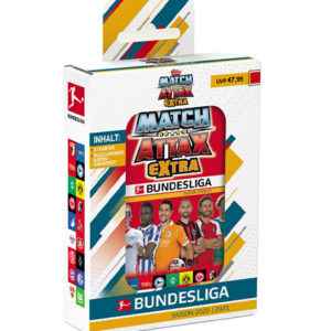 Topps Match Attax Extra 2020/2021 - 1 x Mini Tin Rot