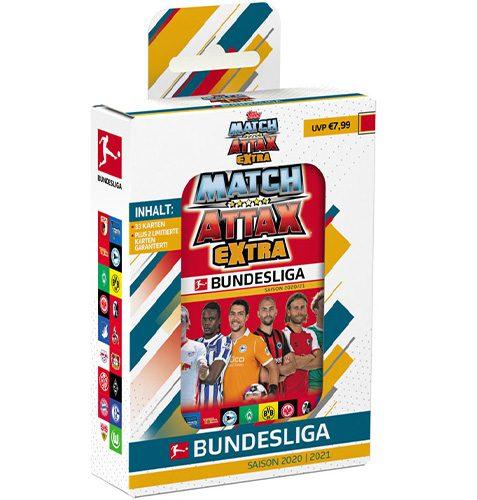 Topps Match Attax Extra 2020/2021 - 1 x Mini Tin Rot