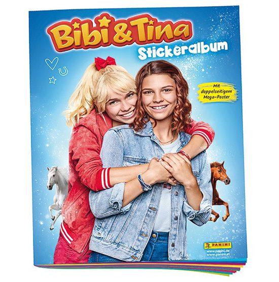 Panini Bibi und Tina Sticker Sammelalbum