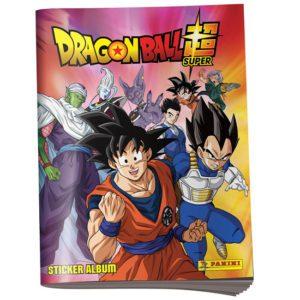 Panini Dragon Ball Sticker Super Sammelalbum