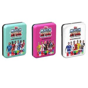 Topps Match Attax 3x Mini Tin