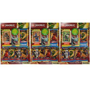 Lego Ninjago serie 6 alle 3 Multipacks