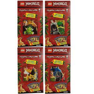 Lego Ninjago Serie 6 alle Blister