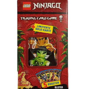 Lego Ninjago Trading Card Game Serie 6 Blister mit LE24
