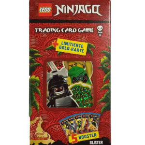 "Lego Ninjago Serie 6 ""Die Insel"" Trading Card Game Blister LE25"