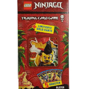 "Lego Ninjago Serie 6 ""Die Insel"" Trading Card Game Blister mit LE26"