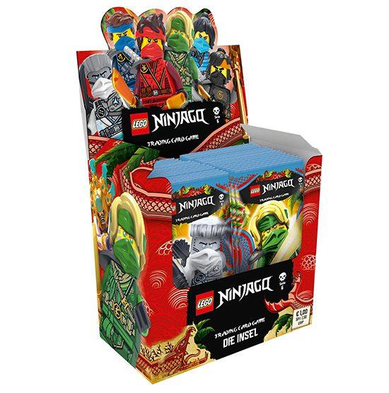 Lego Ninjago Serie 6 Display
