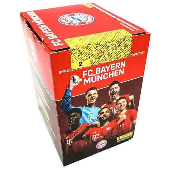 Panini Bayern München Sticker 1x Display