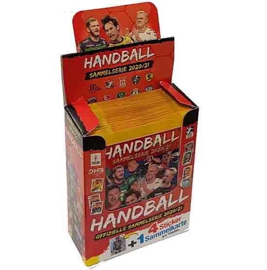 Blue Ocean Handball Sticker Display