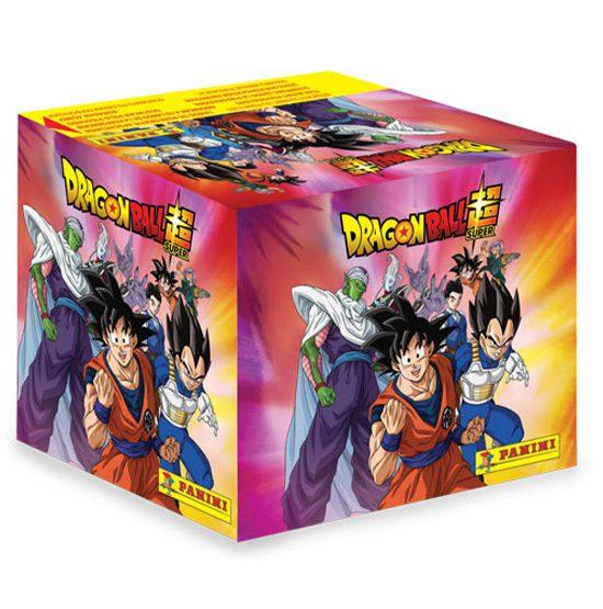 Panini Dragon Ball Sticker Display