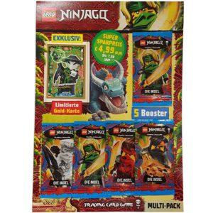 Lego Ninjago Serie 6 Multipack mit LE19
