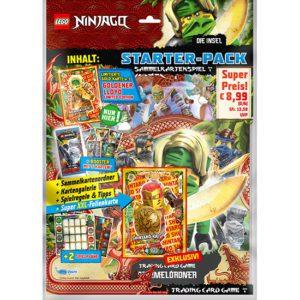 Lego Ninjago Serie 6 Starterpack