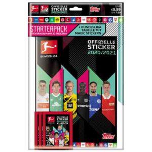 Topps Bundesliga Sticker Starterpack