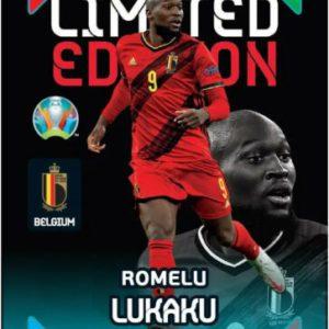 Panini Euro 2020 Limited Edition Romelu Likaku