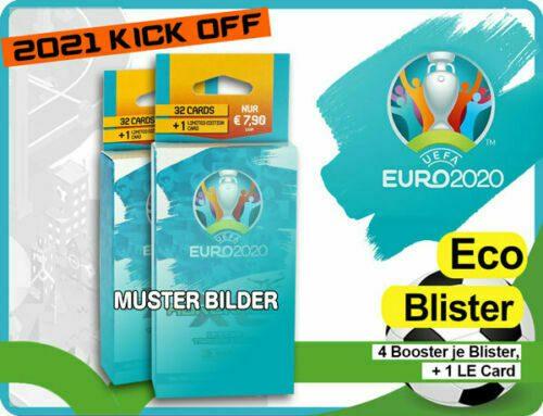 Panini Euro 2020 Blister