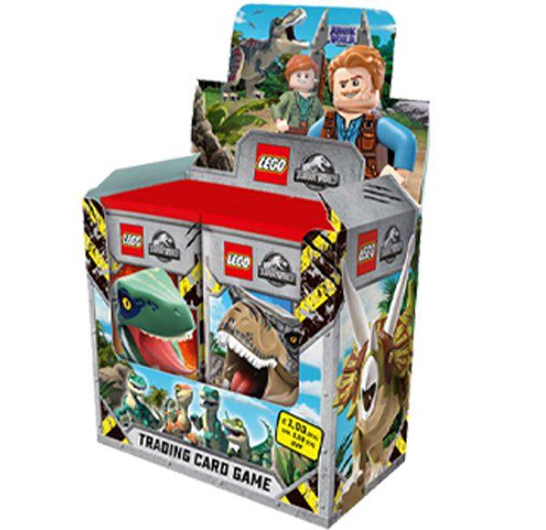 Lego Jurassic World Trading Cards