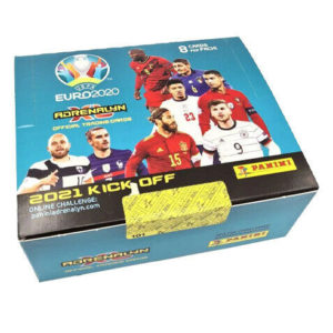 Panini Euro 2020 Kick Off 2021 Display