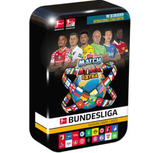 Topps Match Attax Extra 2020-21 Mega Tin