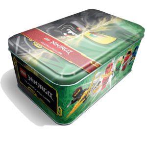 "Lego Ninjago Serie 6 ""Die Insel"" Trading Card Game Mega Tin XXl"