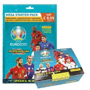Panini Euro 2020 Display + Starter