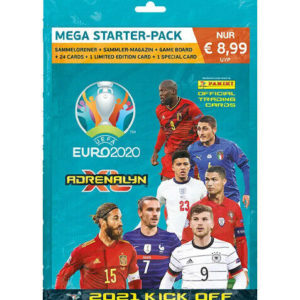 Panini Euro 2020 Kickoff 2021 Starterpack