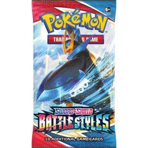 Pokémon Kampfstile Kampfstile Booster