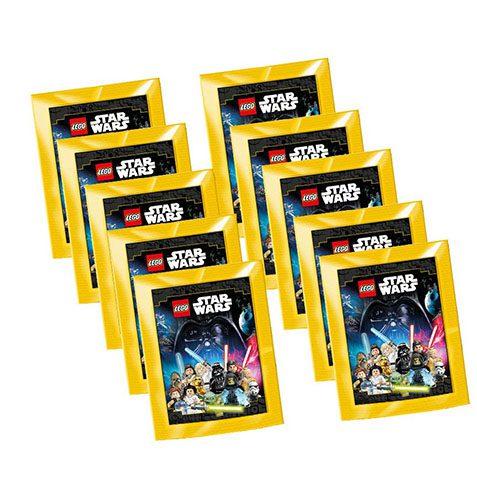 Lego Star Wars Sticker 10x Stickertüten
