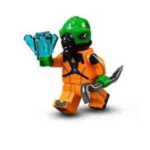 Lego Minifiguren Serie 71029 - Alien