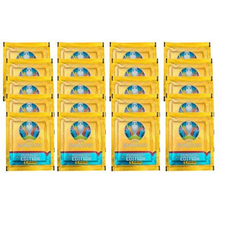 Panini EURO 2020 Sticker Tournament Edition - 20 Stickertüten