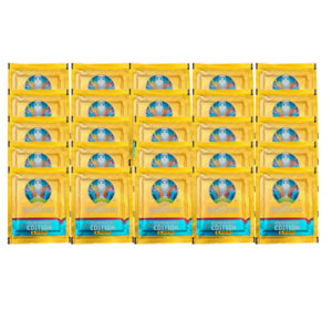 Panini EURO 2020 Sticker Tournament Edition - 25 Stickertüten