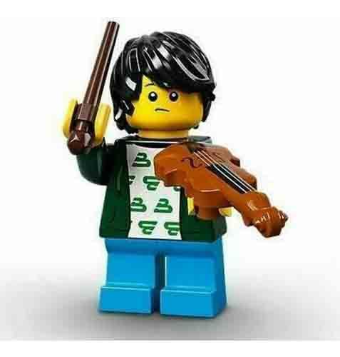 Lego Minifiguren Serie 71029 - Junge mit Geige