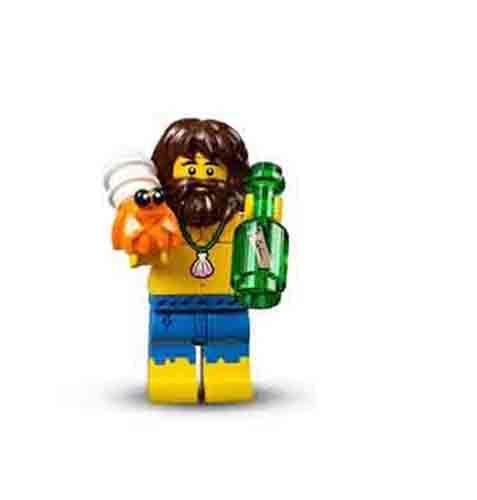 Lego Minifiguren Serie 71029 - Schiffbrüchiger