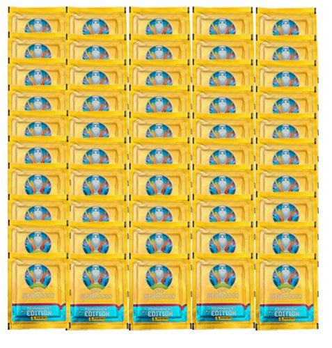 Panini EURO 2020 Sticker Tournament Edition - 50 Stickertüten