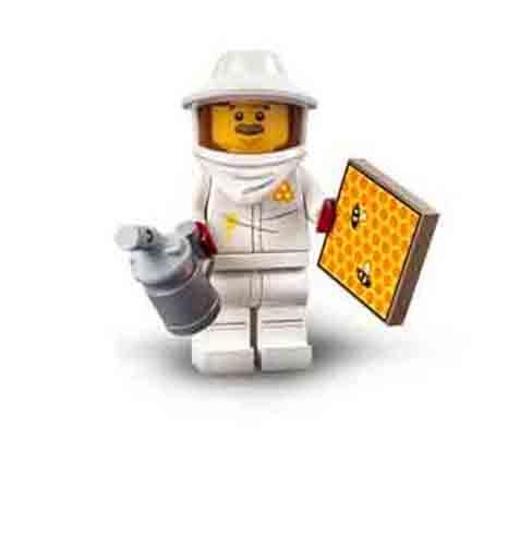 Lego Minifiguren Serie 71029 - Imker