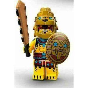 Lego Minifiguren Serie 71029 - Stammeskämpfer