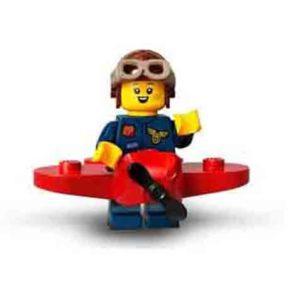 Lego Minifiguren Serie 71029 - Pilotin