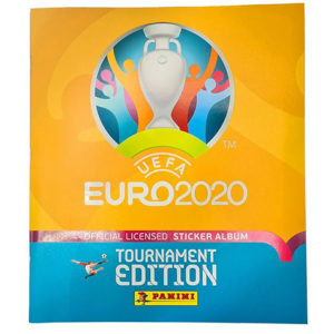 Panini EURO 2020 Tournament Edition Sticker - 1x Stickeralbum