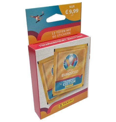 Panini EURO 2020 Tournament Edition Sticker 1x Blister