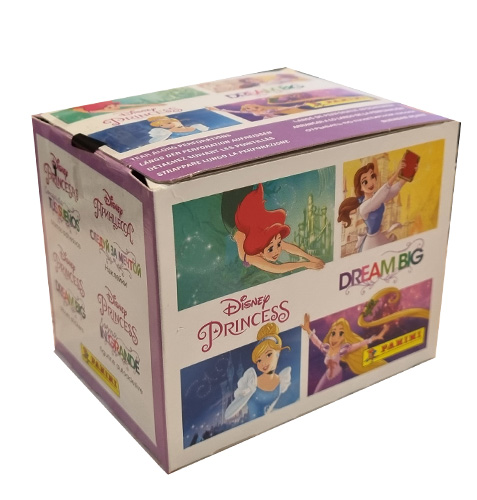 Panini Disney Prinzessin Sticker Display