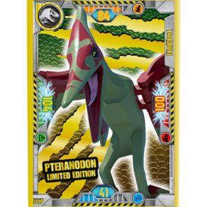Lego Jurassic World LE10 Pteranodon Limited