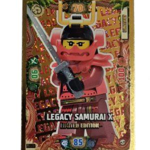 Lego Ninjago LE 20 Legacy Samurai X